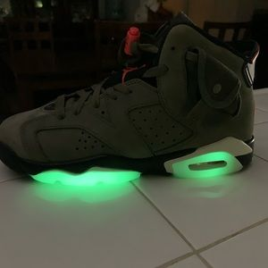 Nike Shoes - Travis Scott Air Jordan's 6
